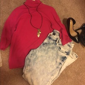 Ashley Stewart Sweaters - 3/4 sleeve turtleneck