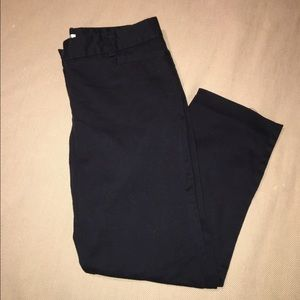 Van Heusen Pants - SALE⚡️Black Ankle/Crop Pants