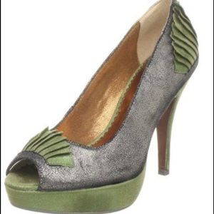 "Poetic License Shoes - Poetic License ""Egyptian Princess"" Heels"