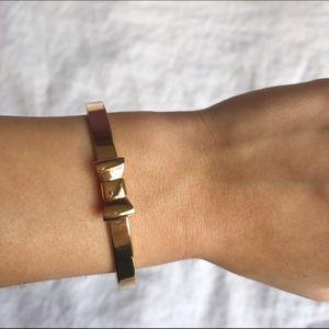 NWOT Kate Spade Bow Bracelet