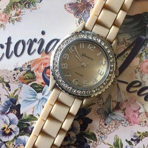 Geneva Platinum Accessories - Geneva Platinum Style Watch