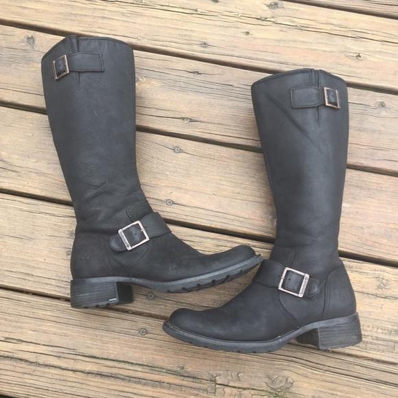 Timberland Waterproof Nubuck Leather