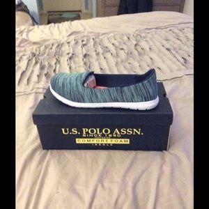 U.S. Polo Assn. Shoes - U.S. Polo Assn. women's Annette comfort shoe- NWT