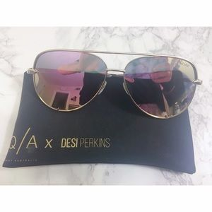 Desi Perkins x Quay Sunglasses High Key