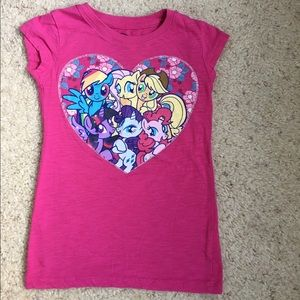 My Little Pony Other - Girls MLP Shirt