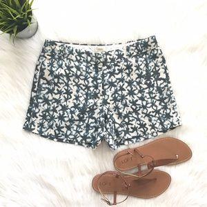 "J.Crew Linen Shorts • Flat Front 4"" Linen Shorts"