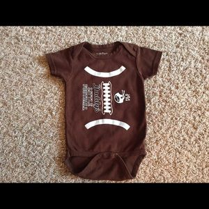 Sara Kety Other - Football Onesie - 12-18 Month