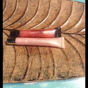 Sephora Other - BEAUTIFUL LIP BUNDLE OF SHIMMERING LIP BALM NEW!