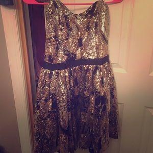 Guess Sz:2 Sequence Dress!