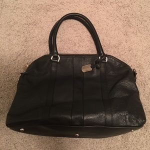 Furla Handbags - Black leather furla bag