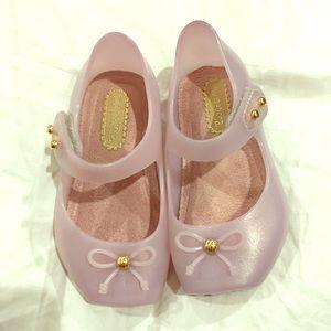 Mini Melissa Other - Mini Melissa baby shoes.
