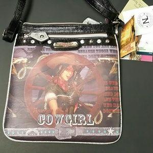 Nicole Lee Handbags - Nicole Lee Crossbody Cowgirl purse