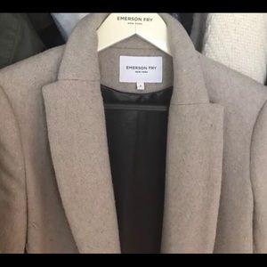Emerson Fry Jackets & Blazers - Emerson Fry Wool blend coat. Size 2.