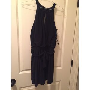 Emma and Michele Other - BRAND NEW Navy Romper