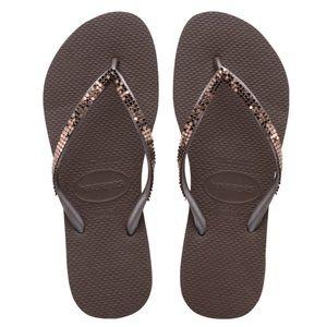 Havaianas Shoes - Slim sequin strap Havaianas