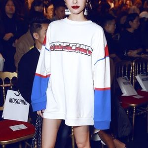 Moschino similar T-shirt dress
