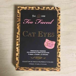 Too Faced Other - TooFaced cats eyes eye shadow palette