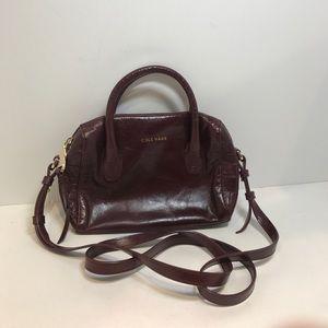 Cole Haan Handbags - Cole Haan  mini leather Crossbody