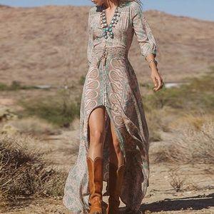 Dresses & Skirts - Bohemian maxi dress