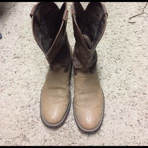 Other - Chris Romero Hand Made Boots size 10B