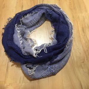 Claire's Ombré infinity scarf