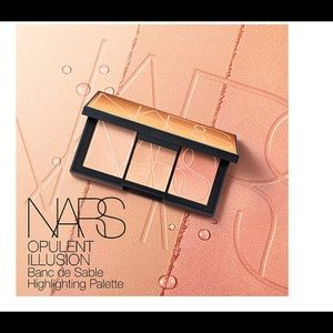 Nars Other - Brand New Nars Blanc De Sable Pallet