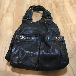 Marc Jacobs Handbags - Marc Jacobs Black Leather tote