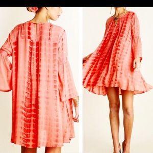 Boho Loco Fashion Boutique Dresses & Skirts - Tie Dye Swing Tunic NWT