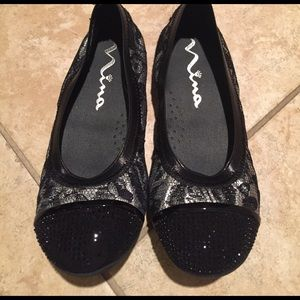 Nina Other - Nina Ballet Flats SZ 1