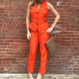 2 piece suit causal vintage