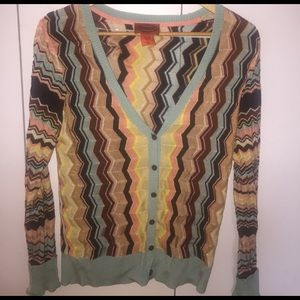 Missoni Sweaters - Missoni for Target Cardigan