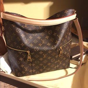 Handbags - Louis Vuitton Mellie