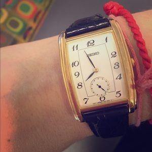 Seiko Accessories - Preowned authentic Seiko ladies watch