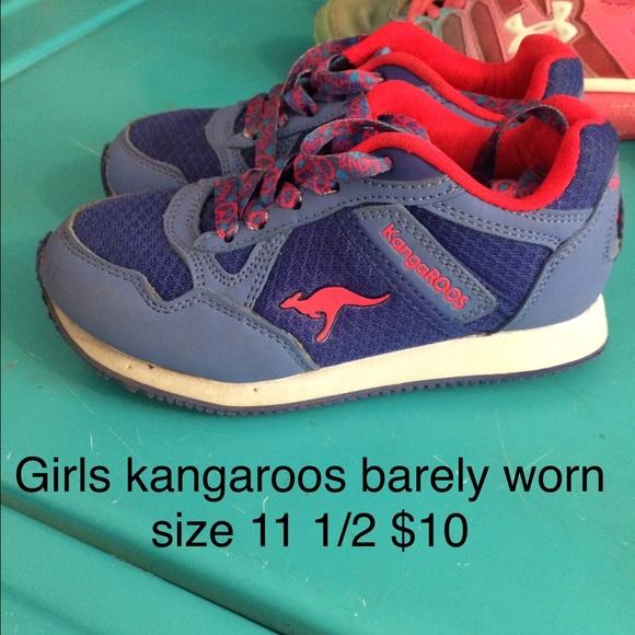 b6c5e8cd40 kangaroos Other - Kangaroos toddler shoes
