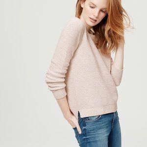 LOFT Sweaters - LOFT Marled Hi-Lo Sweater S fits XS
