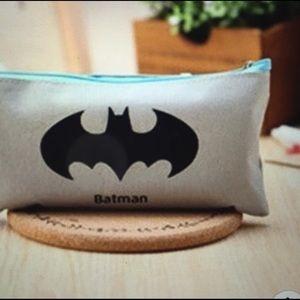 Batman Other - Batman Kids School Pencil Case/New