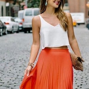 Urban Outfitters Dresses & Skirts - Pleated Skirt