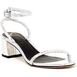 B Brian Atwood Shoes - Brian Atwood Anklewrap Sandal Shoe