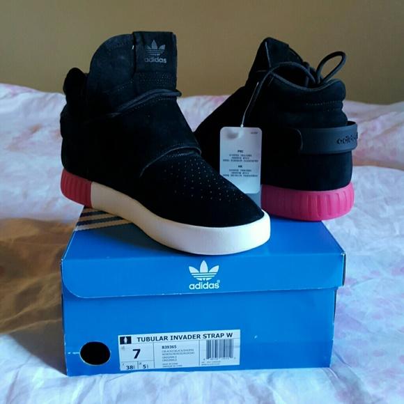 Adidas Shoes - Adidas womens tubular invader w strap size 7 7efb80127