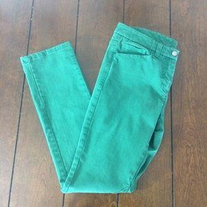 Reiss Denim - Reiss 1971 green jeans