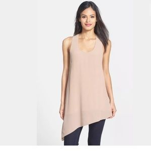 Eileen Fisher Tops - Eileen Fisher Asymmetrical Tunic size s RET $258