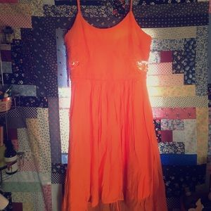 Maurice's hi-low dress size 3/4