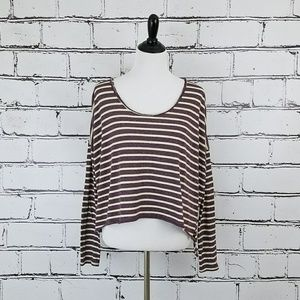 Free People Striped Top!