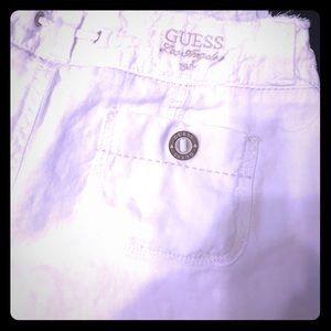 Guess Pants - Guess Linen Pants