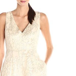 ERIN by Erin Fetherston Dresses & Skirts - Erin Featherston. Gold Gwendolyn Gown