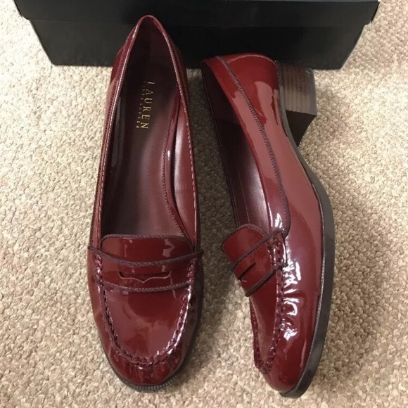 9e71e36f2954 Lauren Ralph Lauren Shoes | Sz 11 Ralph Lauren Pia Loafers In ...