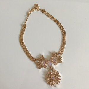 Kendra Scott Jewelry - Isabella Choker Necklace In Rose Zellige