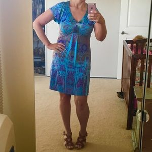 Unity Dresses & Skirts - Unity Colorful Casual Summer Dress - sz M