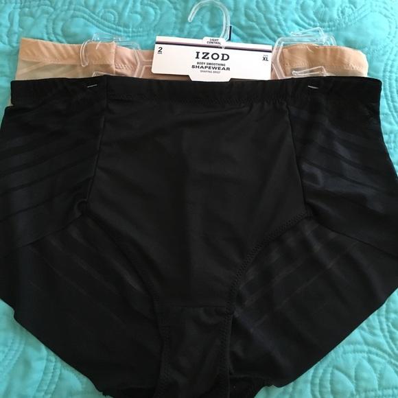 27100f1c224b Izod Intimates & Sleepwear | Nwt Smoothing 2 Pk Shapewear Shaping ...