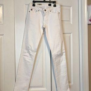 AG Adriano Goldschmied Denim - AG white jeans